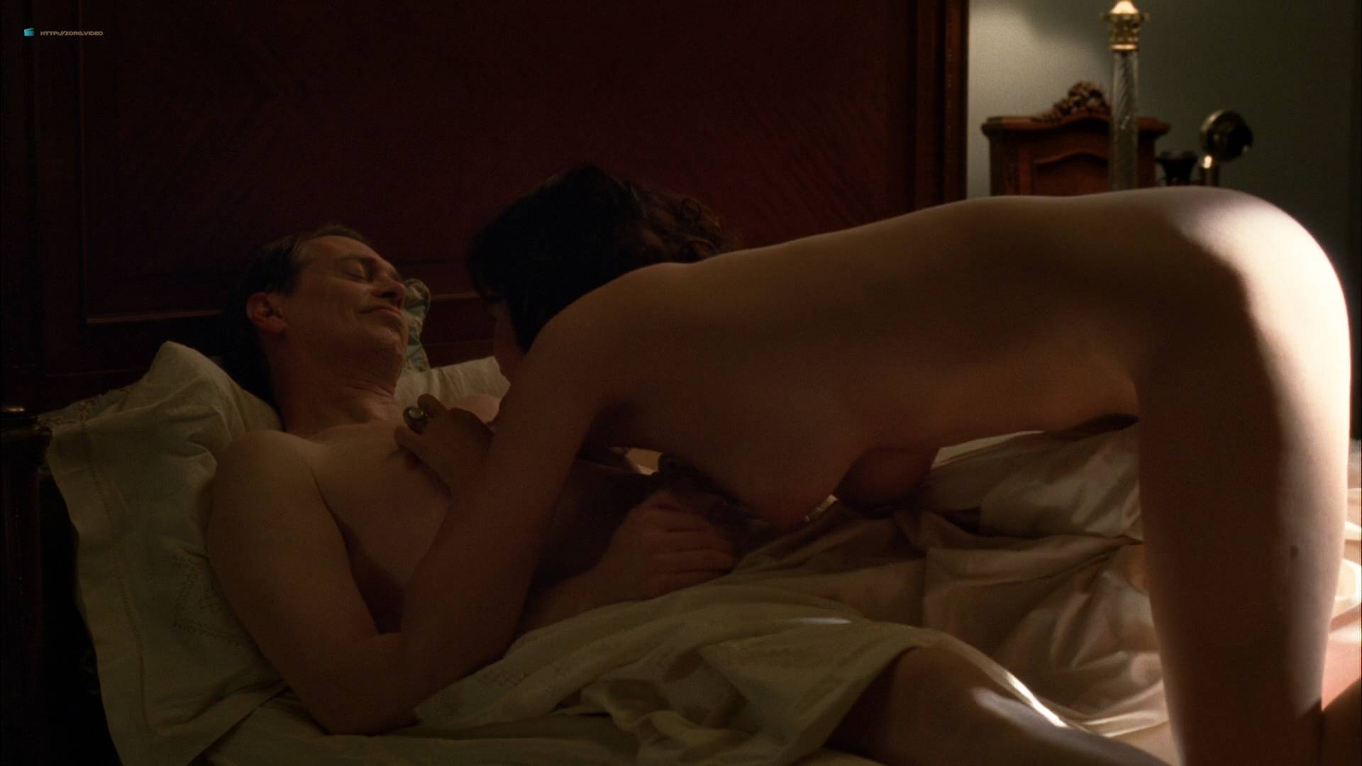 Boardwalk empire bondage scene