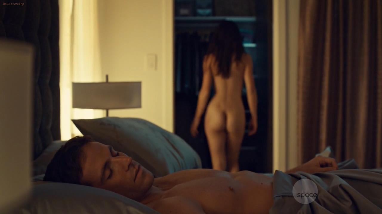 """Tatiana Maslany naked sex and nude butt shot """"Orphan Black"""" s1e1 (2013) hd720p"""