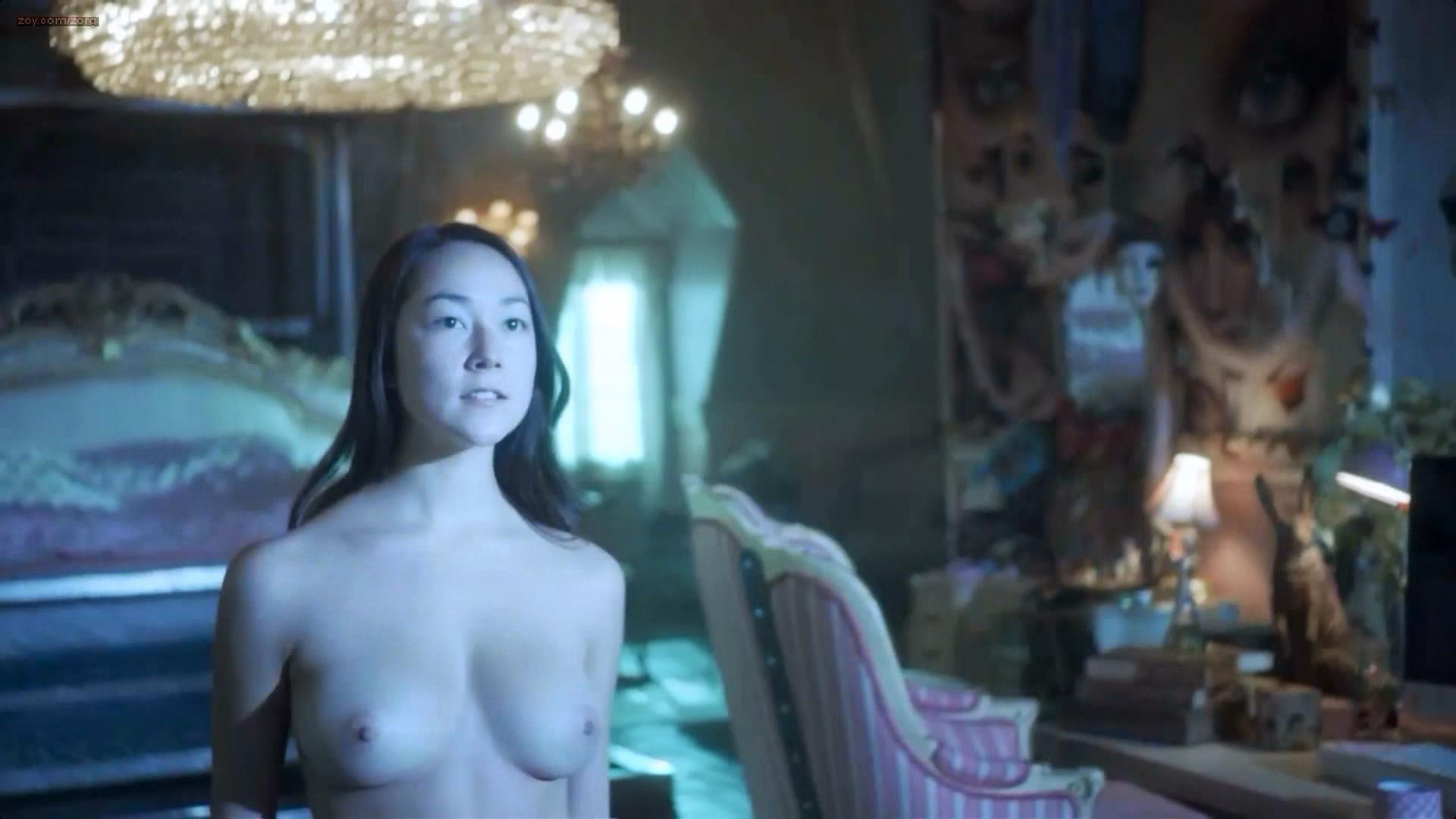 Ana Asensio Nude Topless And Butt Natasha Romanova Nude -2361