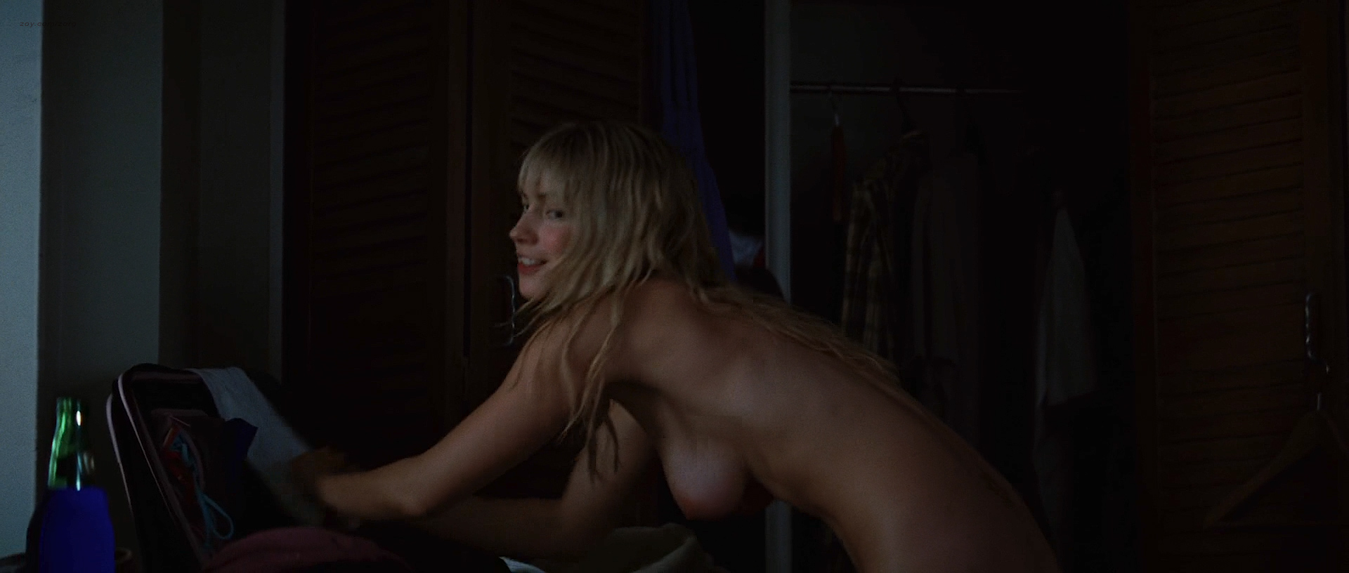 Barrett long nude