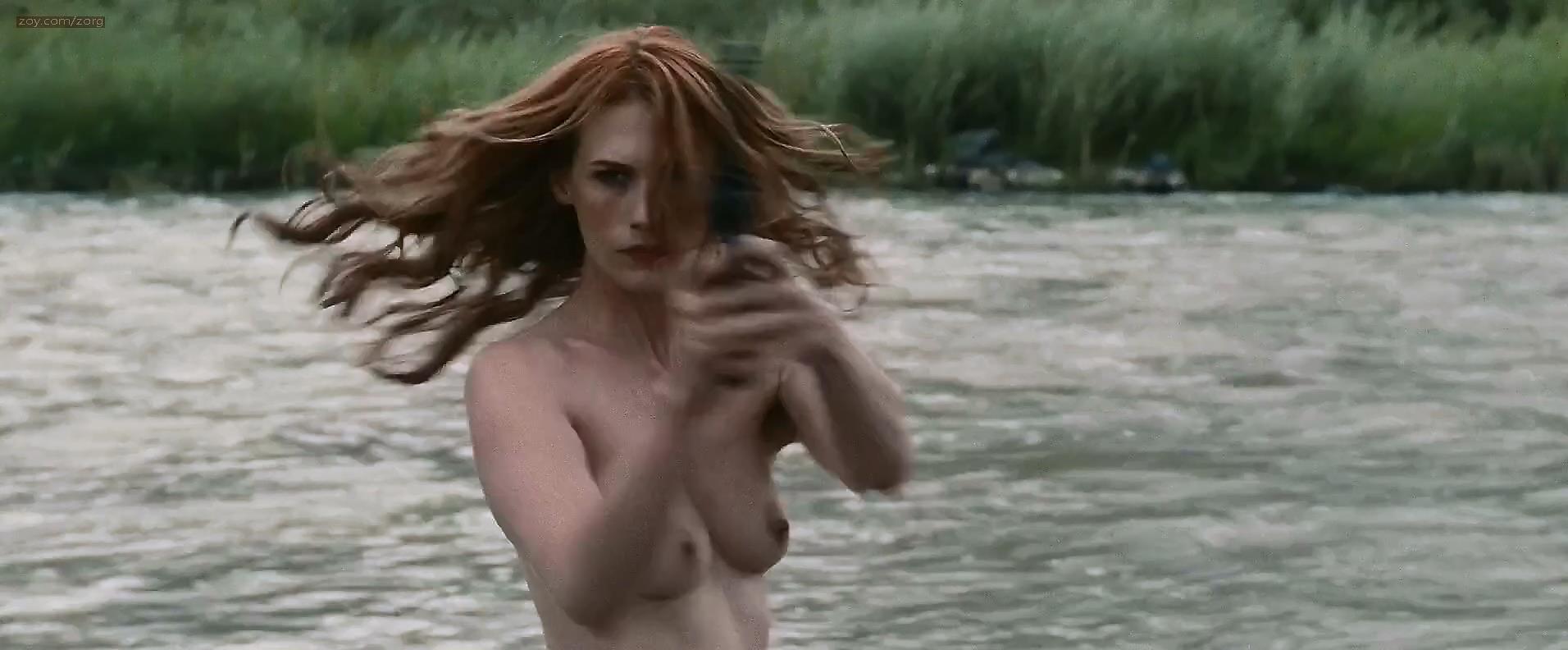 january jones naked