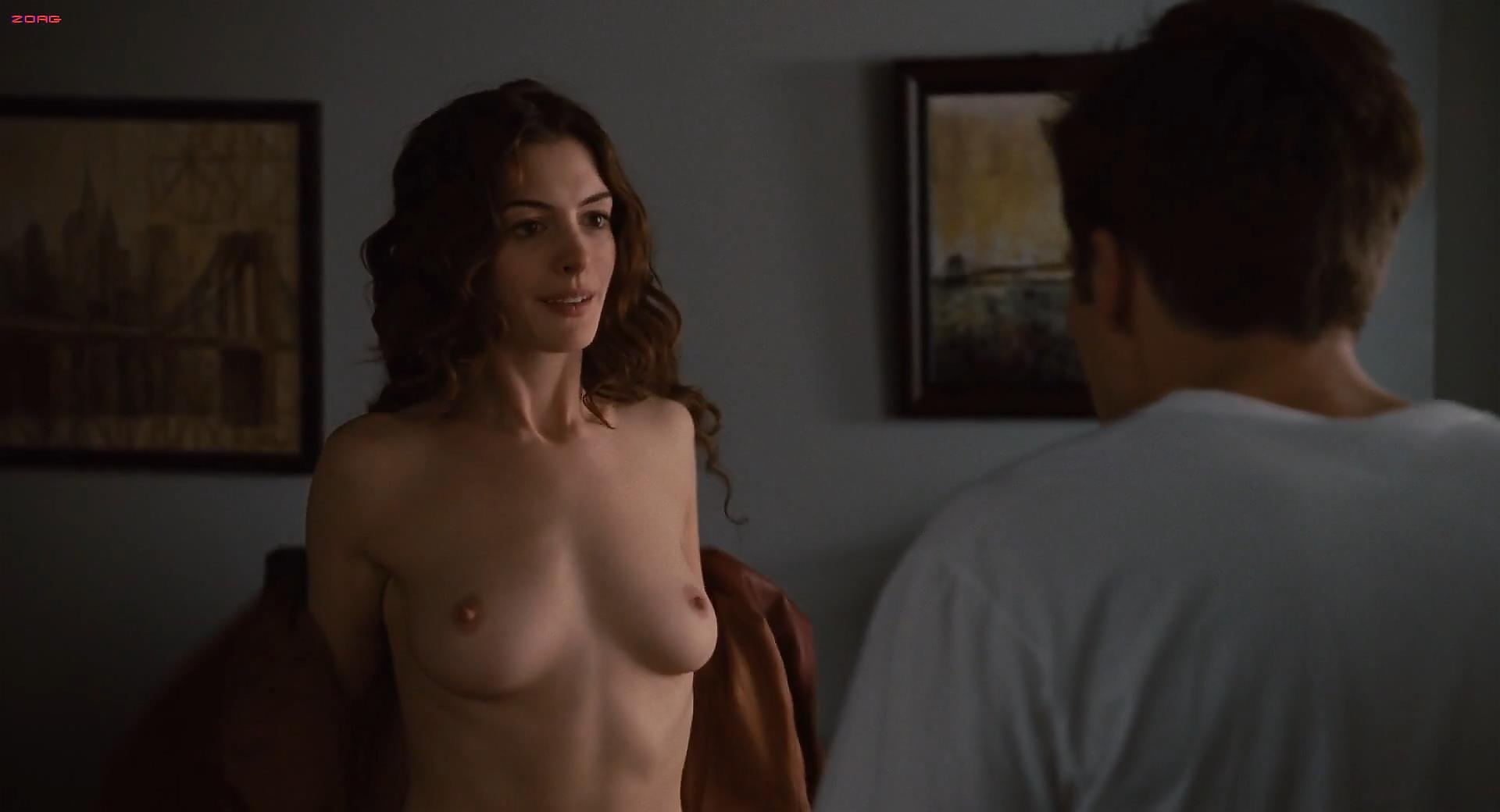 anne hathaway naked movie