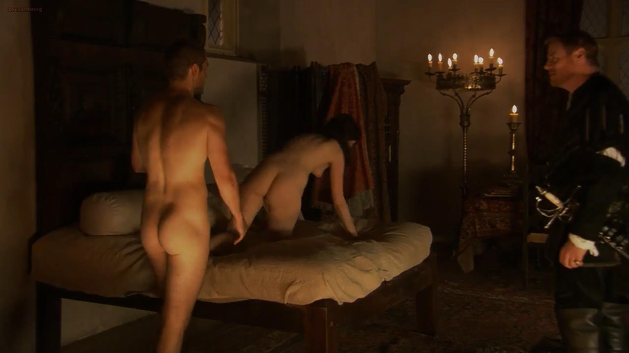 Anna Brewster nude butt and sex doggy style – The Tudors (2007) s1e1 hd720p