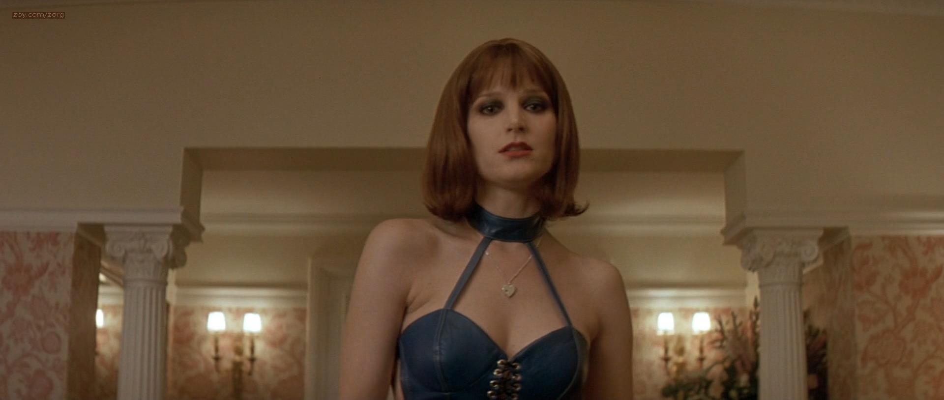 Bridget Fonda hot and sexy and Laurence Ashley hot – Kiss Of the Dragon (2001) hd1080