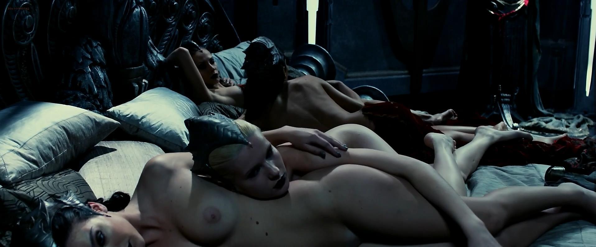 Riddick nude