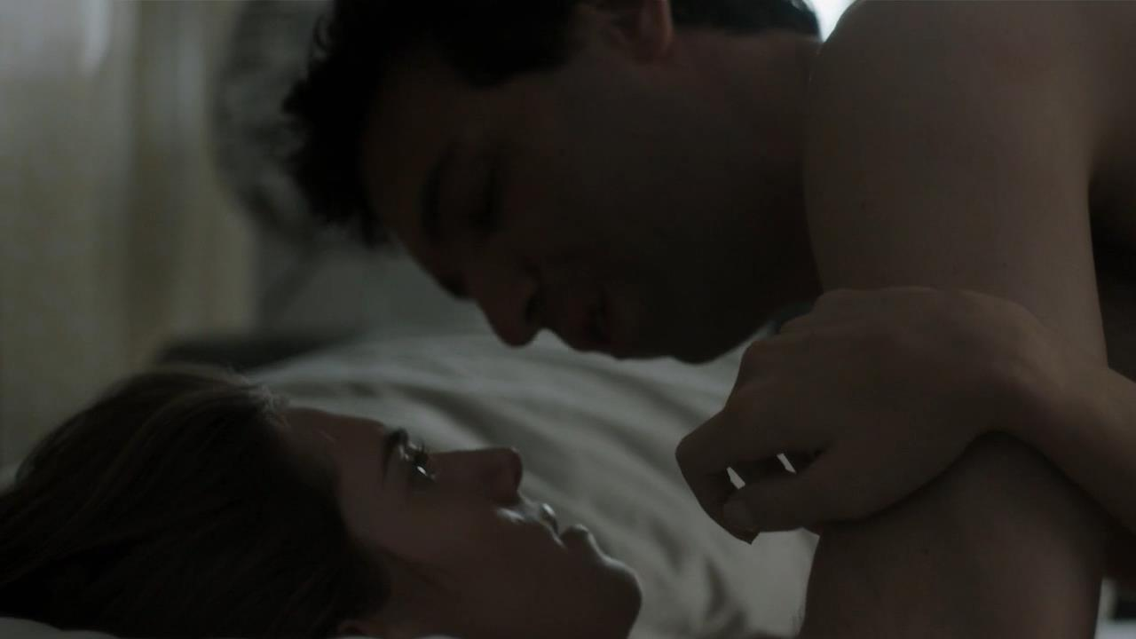 Allison Williams nude sex but covered  and Zosia Mamet butt naked and sex doggy style – Girls (2014) s3e6 hd720p