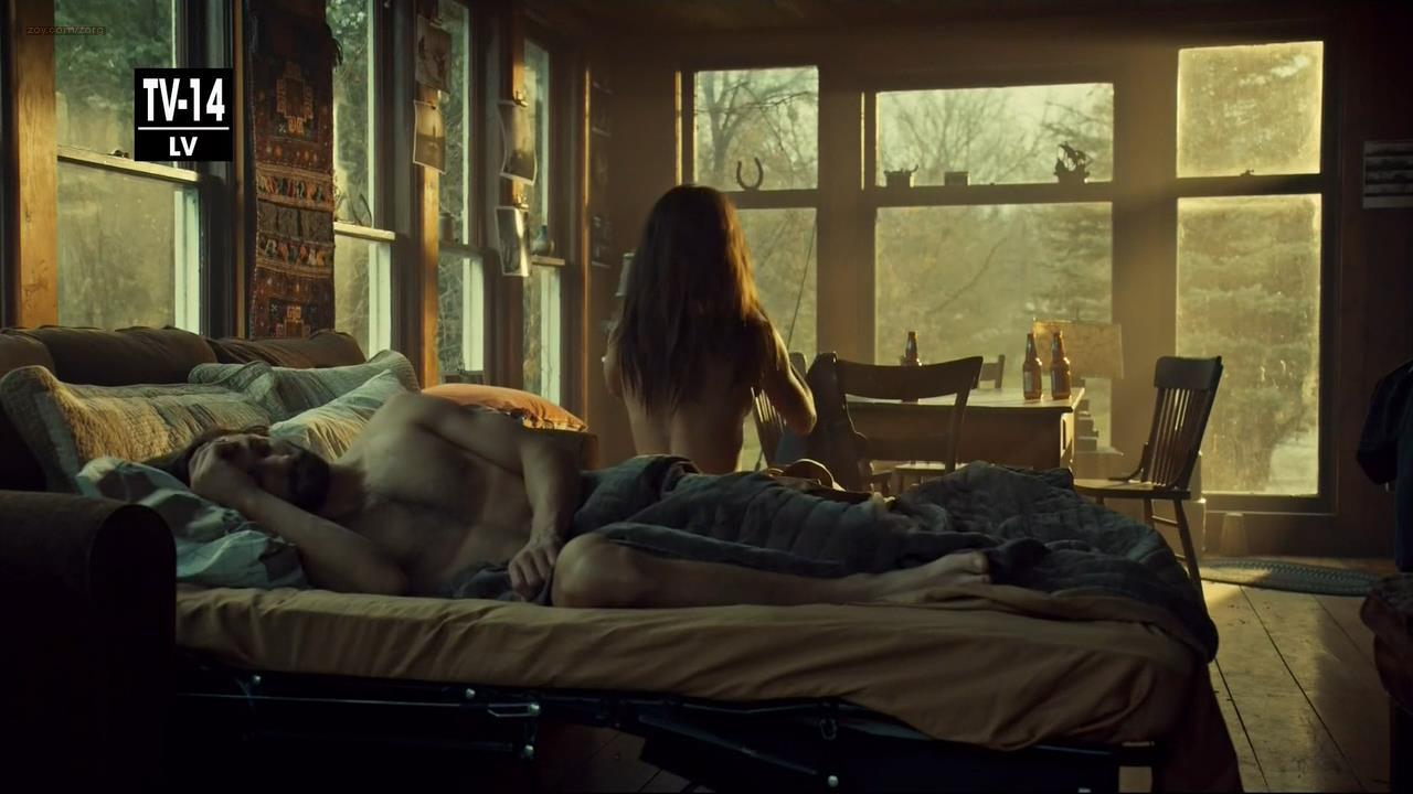 Tatiana Maslany nude brief side boob in – Orphan Black (2014) s2e7 hd720p