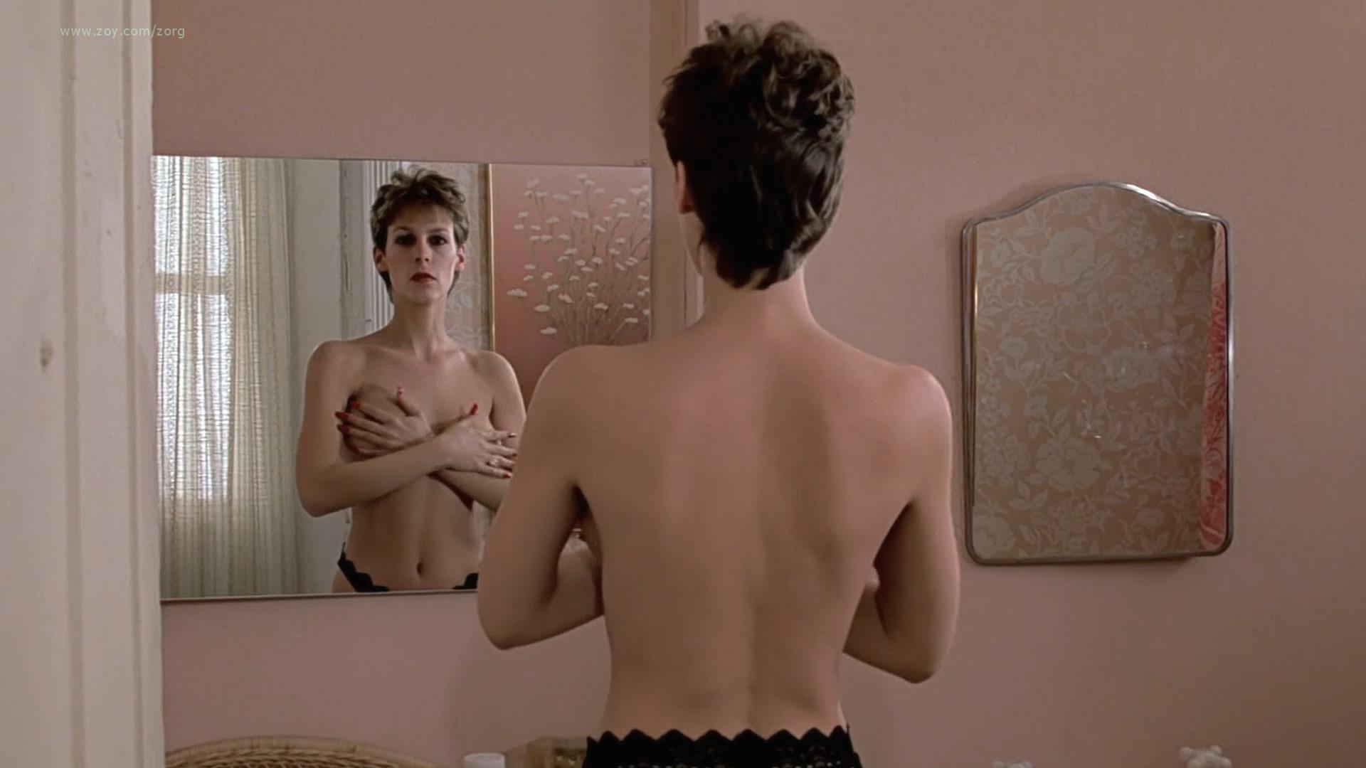 jamie lee curtis topless images