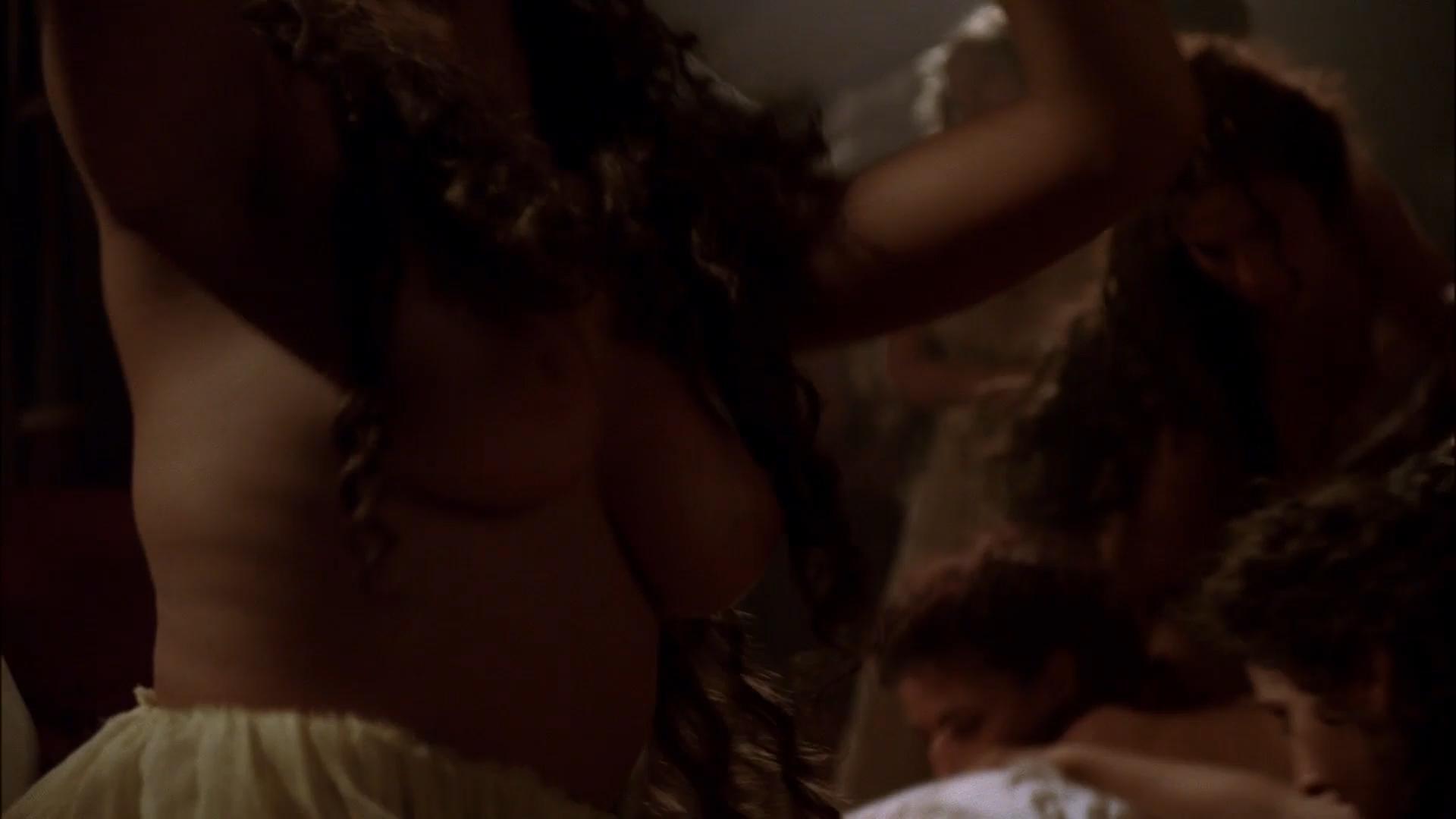 zuleikha robinson naked