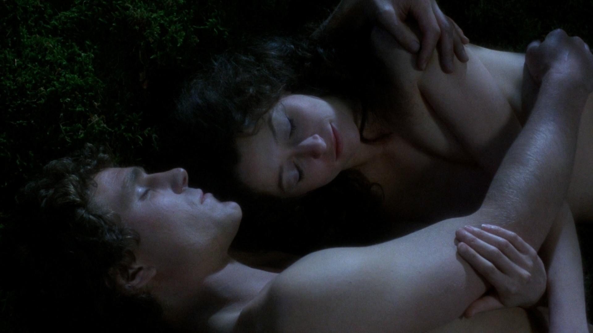 guinevere movie topless scene