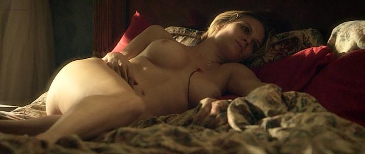 Savre topless danielle