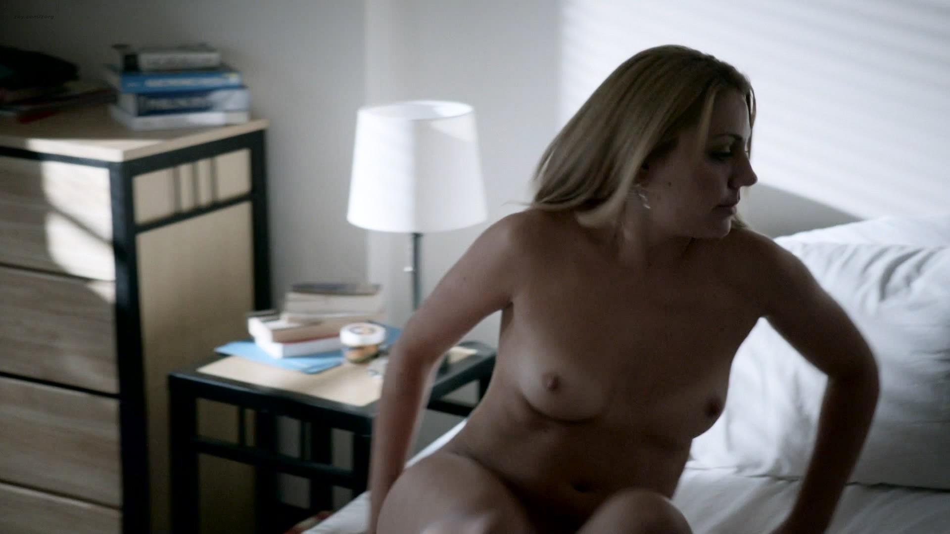 sasha alexander naked on shameless