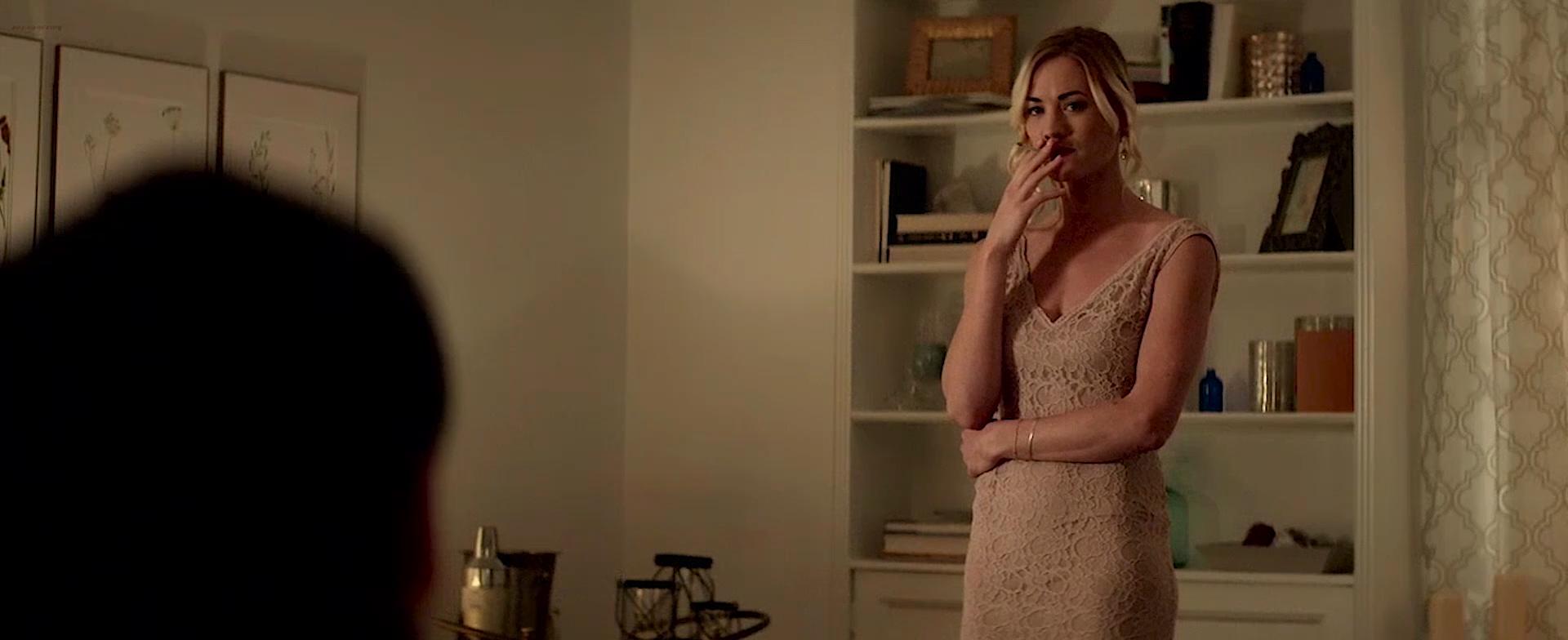Yvonne strahovski boobs in chuck series scandalplanetcom 5
