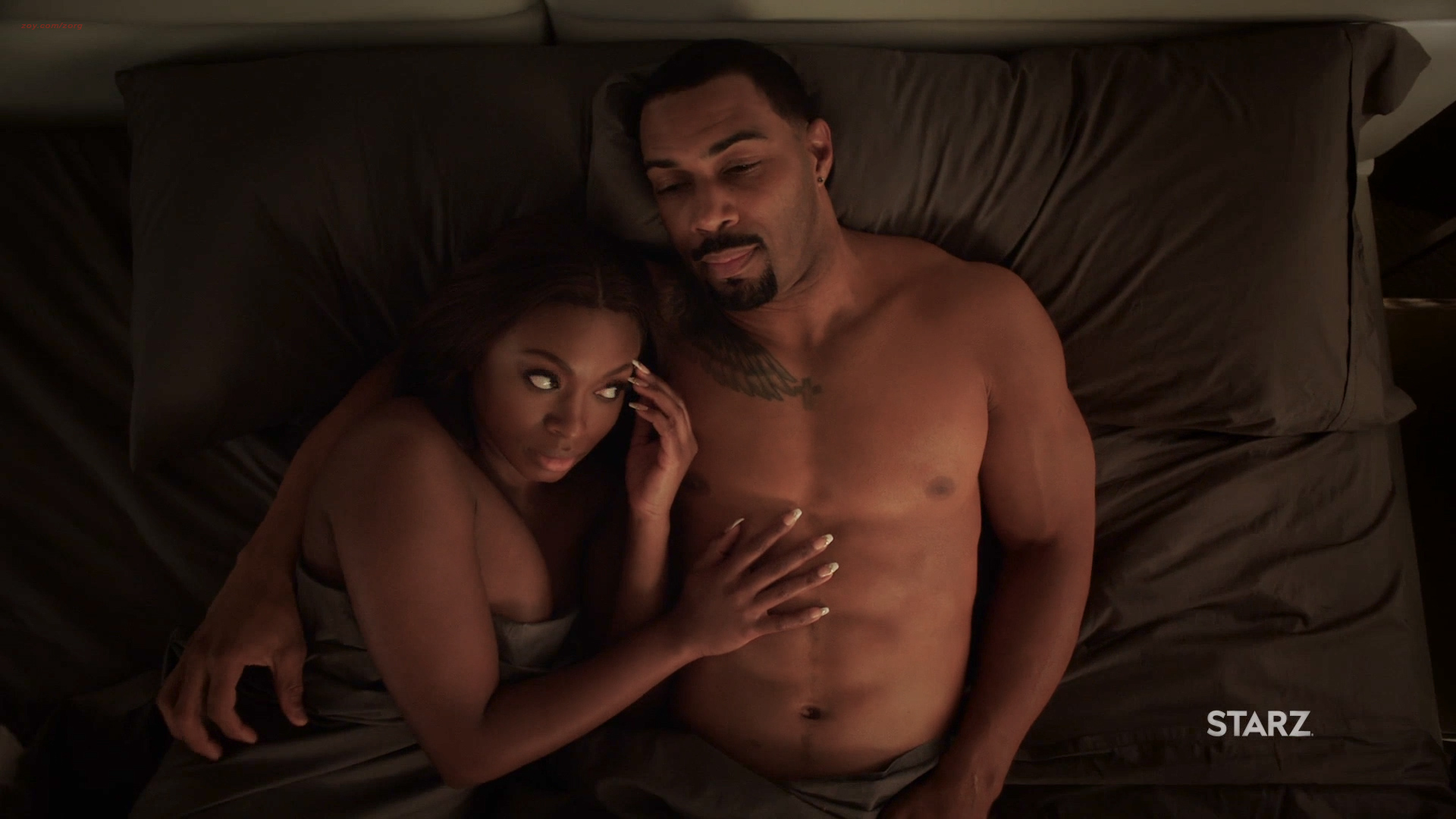 Naturi naughton notorious sex scene yes