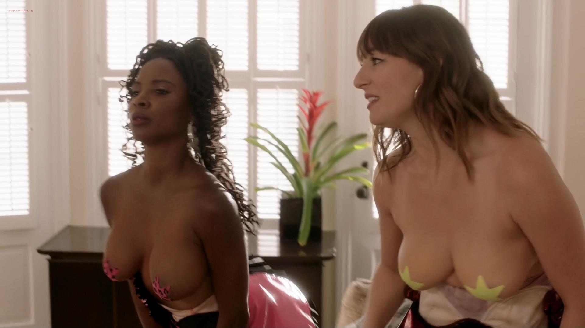 Alyssa Leblanc Nude arden myrin on shameless - sandra hinojosa nude topless