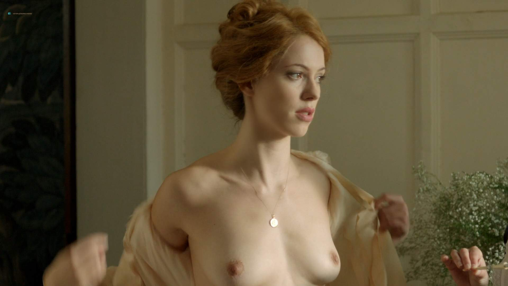 naked pictures of rebecca hall