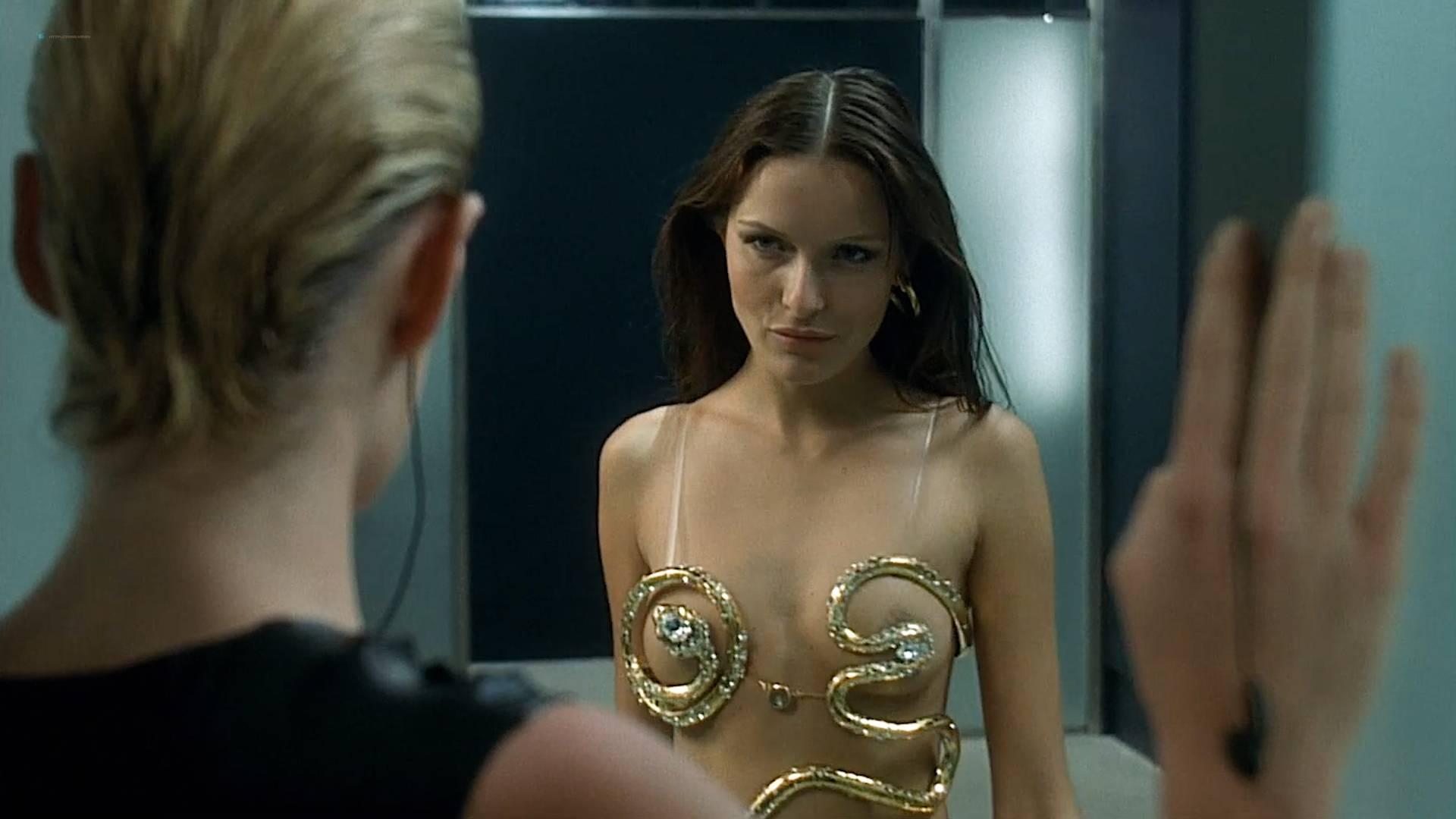 Rebecca romijn desnuda