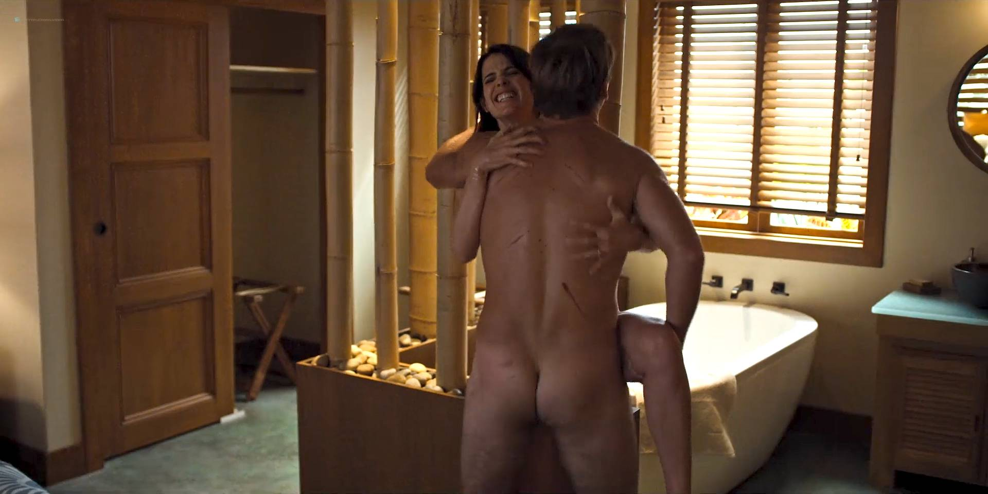 There Pics of cobie smulders sex theme, will