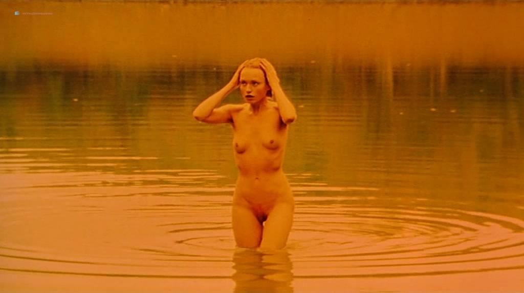 Saffron burrows tit nude hope