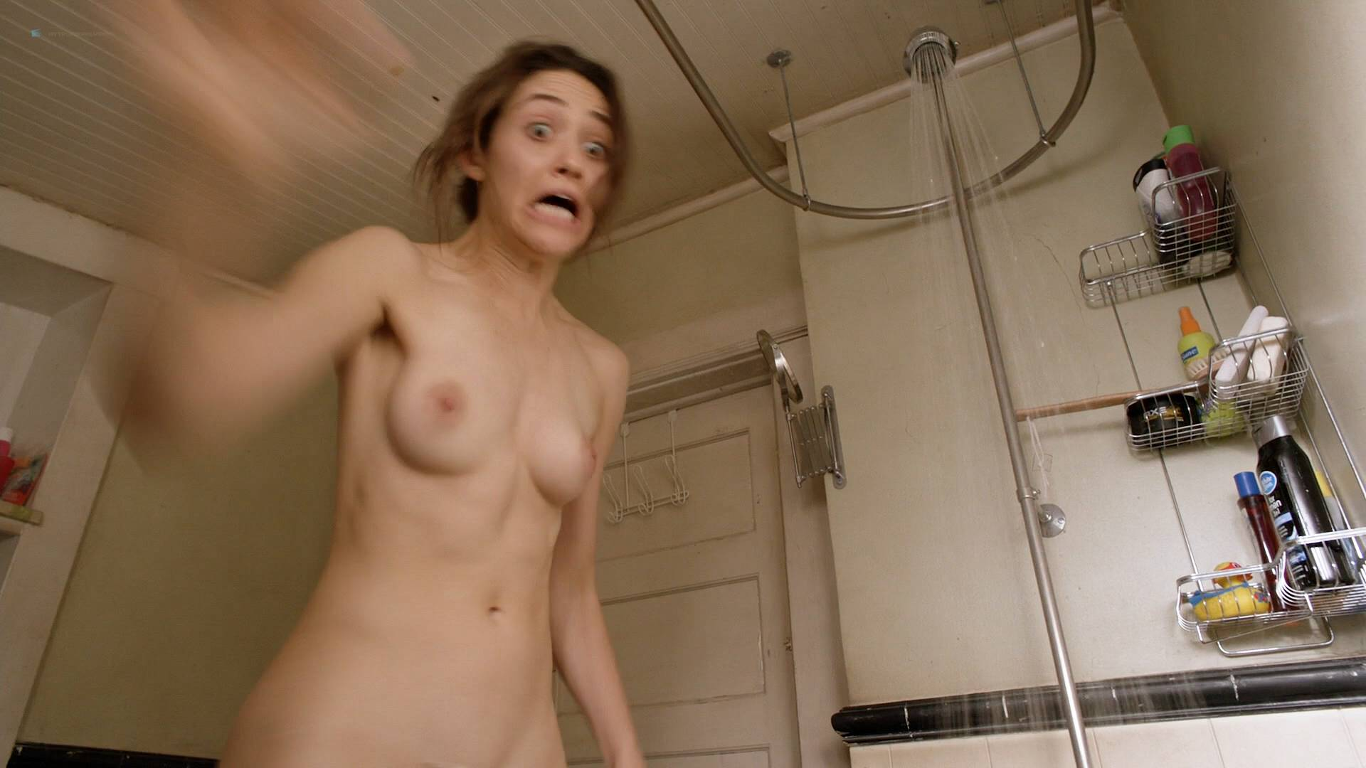 emmy rossum full frontal nude