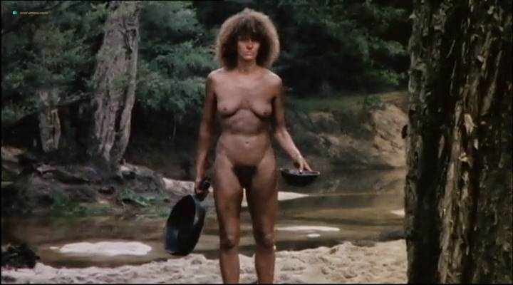 Nude nell campbell
