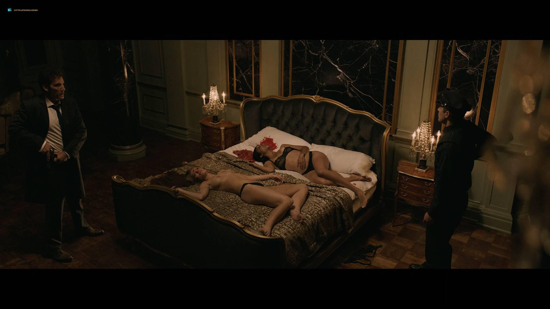 Amanda seyfried anon 2018 sex scene 2
