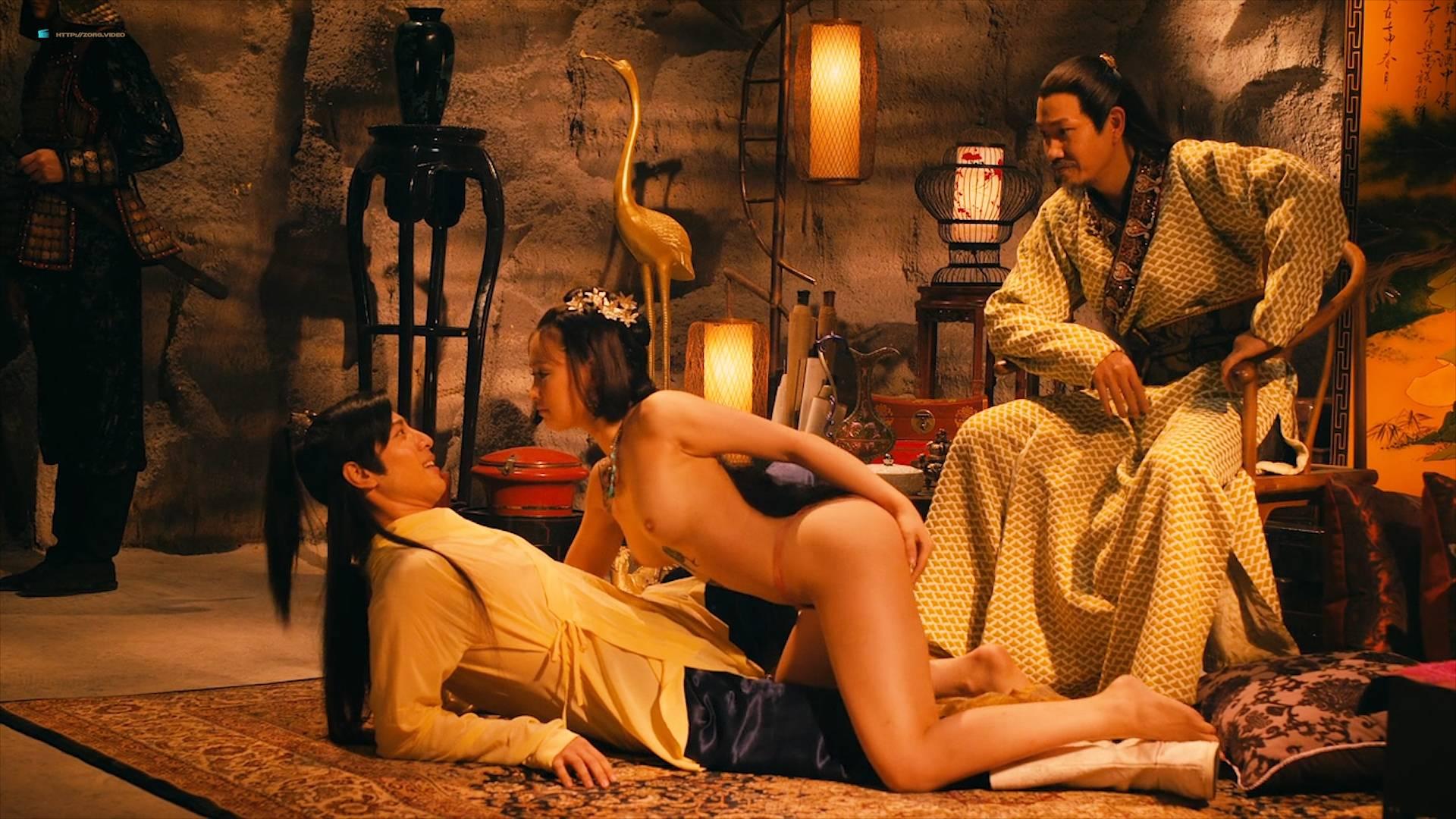 Erotic China Dolls