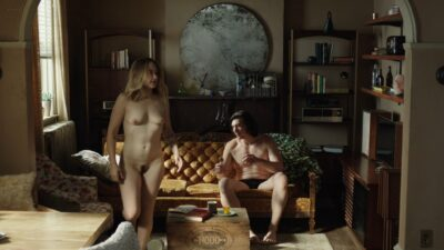 Jemima Kirke nude full frontal Lena Dunham Daisy Eagan nude Allison Williams sexy Girls 2012 s6e1 4 1080p Web 3